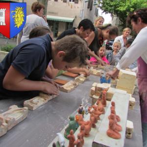 Atelier autour de la Terre | Journée du Patrimoine à Barbentane