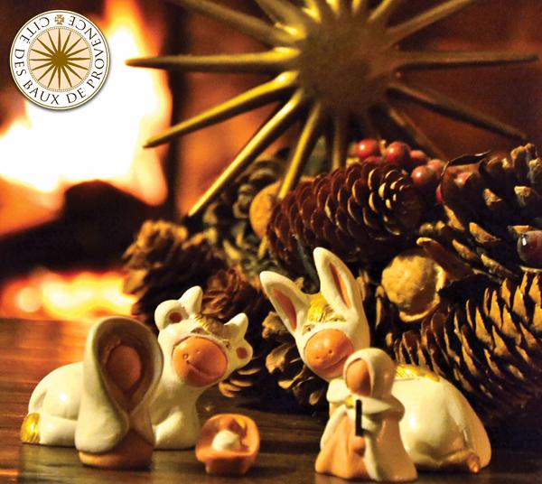«Noël au Baux-de-Provence»