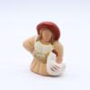 Femme aux grains produit santons