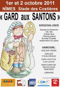 Gard aux Santons 2011