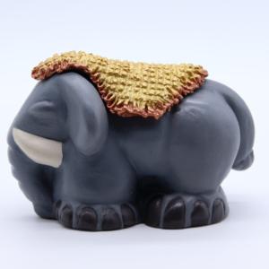 Elephant au tapis