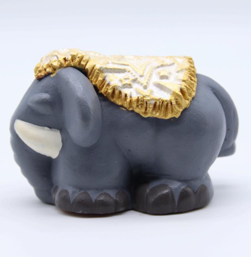 Elephant Tapis Profil Produit Nativités