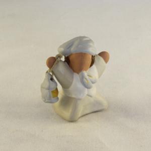 Ravi et sa lanterne – blanc