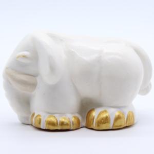 Éléphant – blanc
