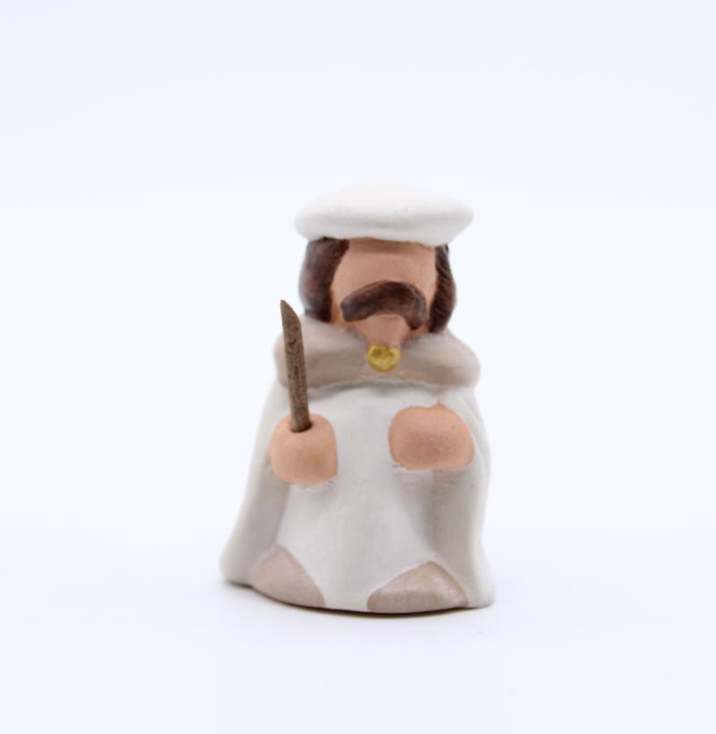 Frederic le berger blanc face produit collection blanche