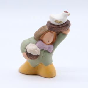 Marchand de poule – Ancienne collection