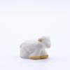Mouton blanc debout produit collection blanche