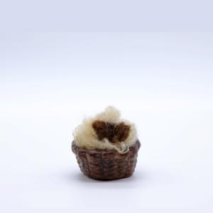 Panière de laine – Grand modèle