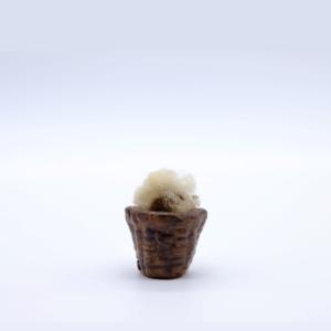 Panière de laine – Petit modèle