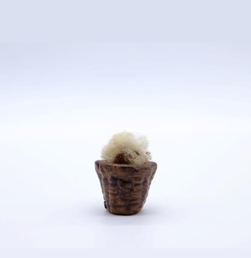 Panier de laine petit modèle produit accessoires