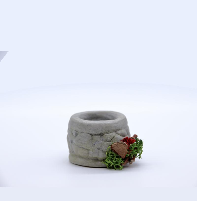 Petit puits produit decors