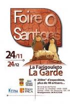 « Foire aux santons » à La Garde