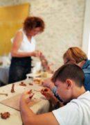 ateliers aux baux de Provence