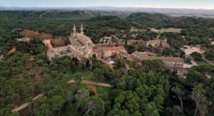 Ateliers de découverte à l'abbaye de Frigolet