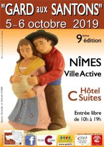 «Gard aux santons» – Nimes