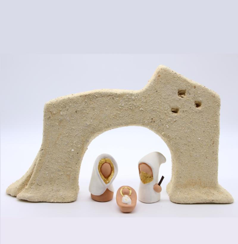Arche grès du Ténéré produit étables