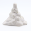grand sapin blanc pailleté produit collection blanche