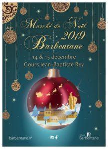 Marché de Noël à Barbentane (13) – 2019