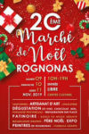 Marché de noel de Rognonas 2019