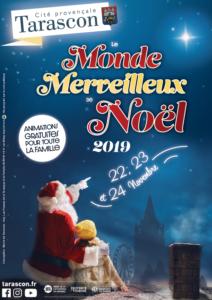 Marché aux santons et Noël à Tarascon (13) – 2019