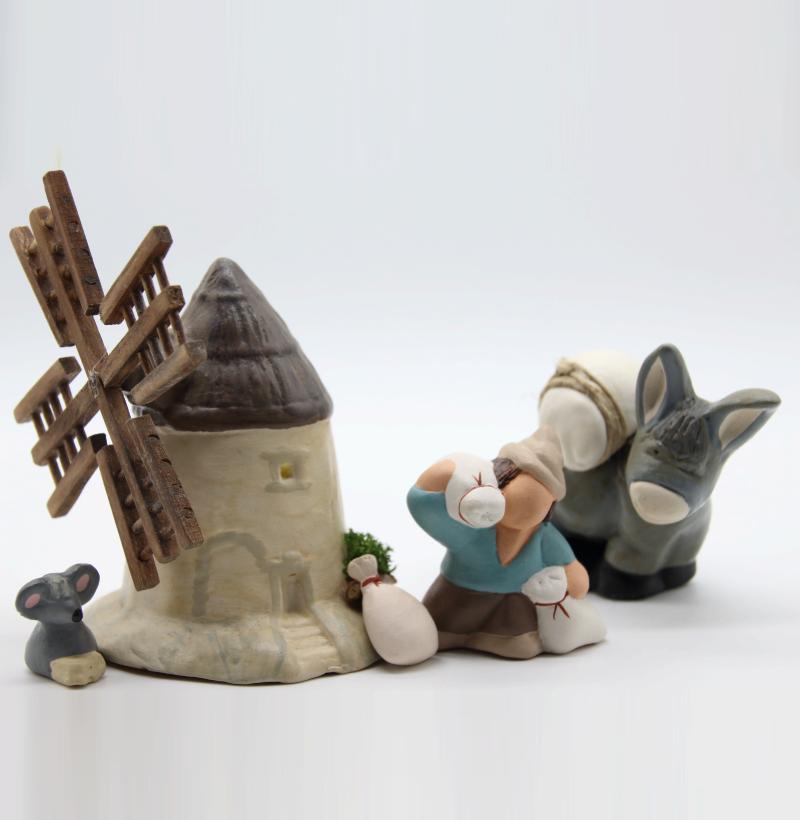 Au moulin produit composition