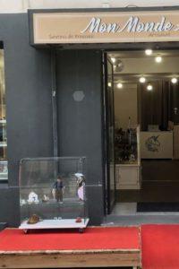Exterieur boutique Mon Monde Ailleurs