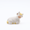 Boeuf Blanc Produit Creche Miniature Creche Blanche