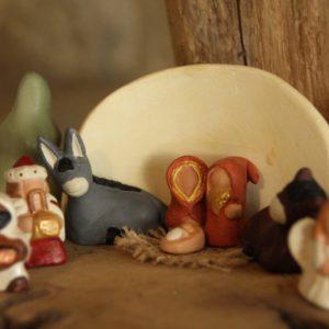Crèches miniatures