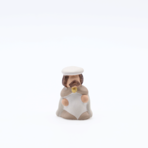 Berger miniature blanc