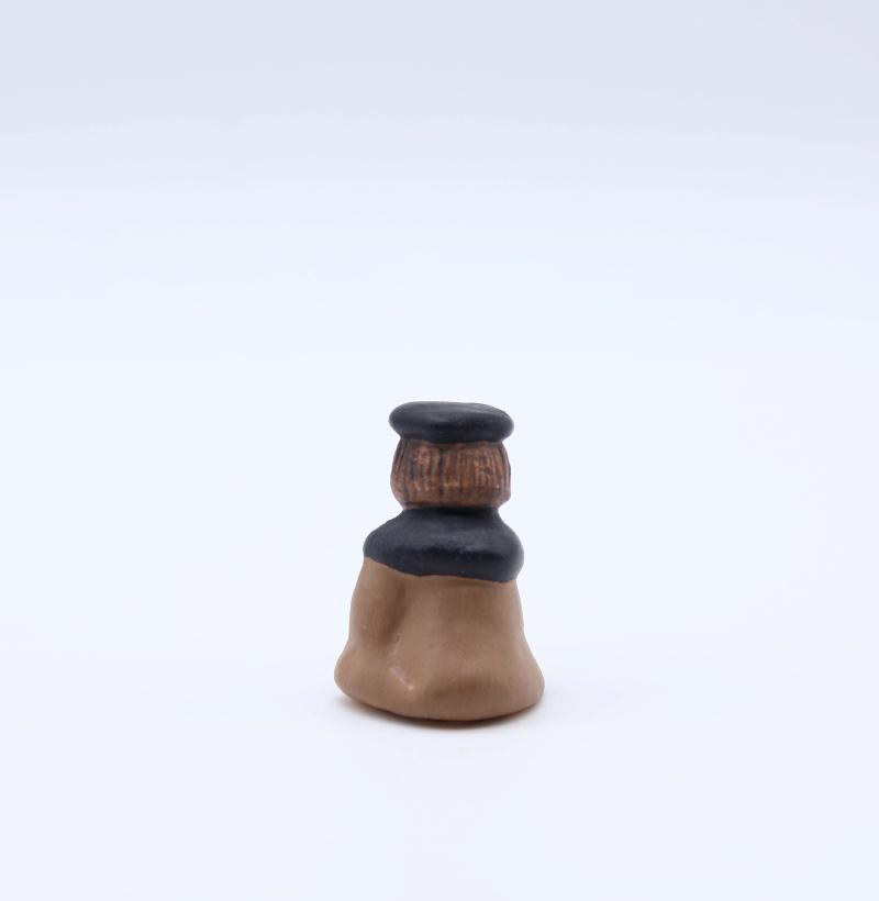 Berger Dos Produit Nouveautés Creche Miniature