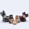 Nativité Ste Famille Classique Couleur Produit Nativité