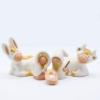 Nativité Blanche Produit Collection Blanche