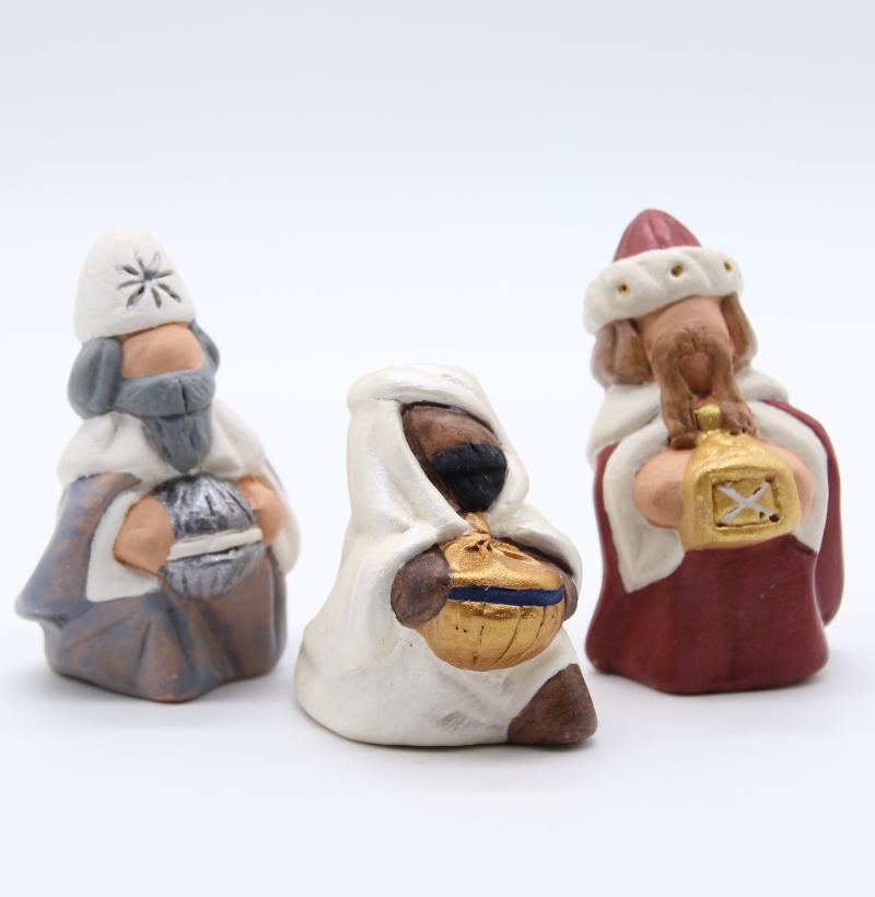 Trois Rois Mages Produit Nativité
