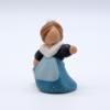 Farandoleuse Bleue Produit Santons Nouveautés