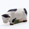 Vache Noire Et Blanche Produit Gros Animaux Nouveautés