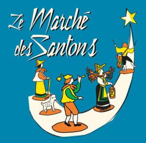 Read more about the article « Salon des santonniers » à Saint Maximin la Sainte Baume (Var) – 2021